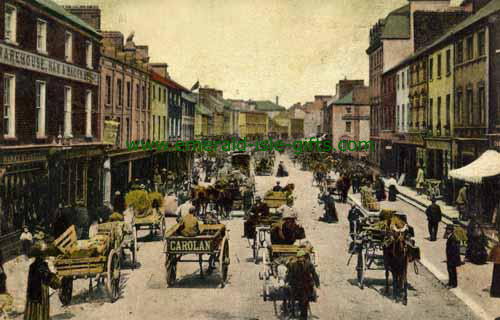Dundalk - Louth - Market Day