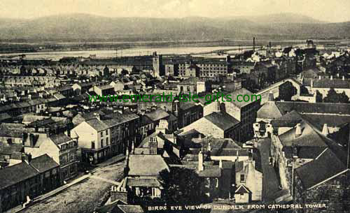 Dundalk - Louth Town View