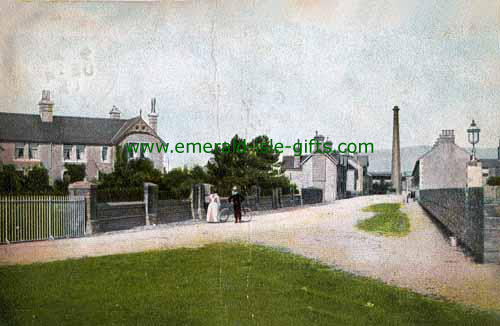 Greenore - Louth - Euston St