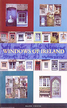 Windows Of Ireland Poster