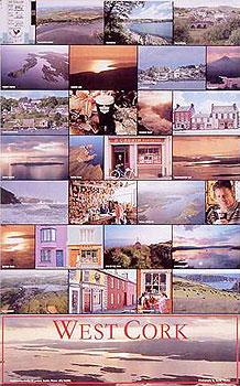 West Cork Irish Landscapes Poster (by Walter Pfeiffer)