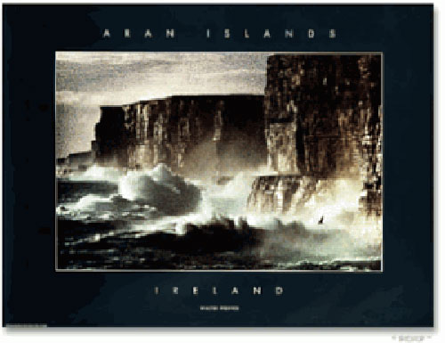 Aran Islands Ireland Poster