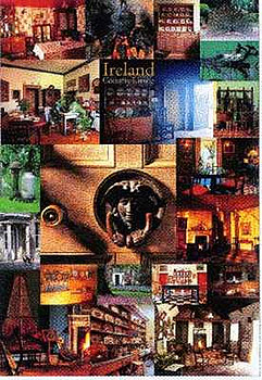 Irish Country Living Large Montage Poster