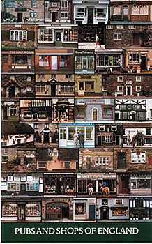 Pubs and Shops of England