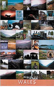 Wales Landscapes and People