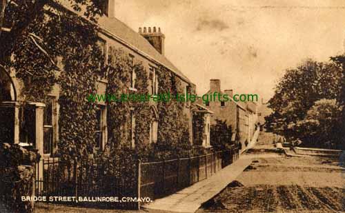 Vintage Town Prints - Mayo