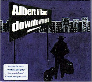 Albert Niland - Downtown Exit (Exciting new Irish singer/songwriter)