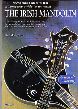 The Irish Mandolin By Padraig Carroll