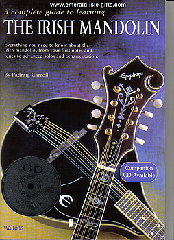 The Irish Mandolin CD Edit.