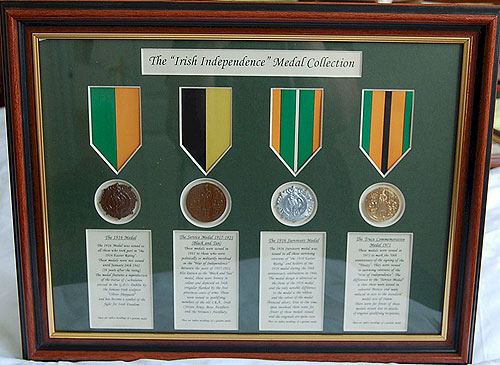 Easter Rising & Irish War Independence Medals