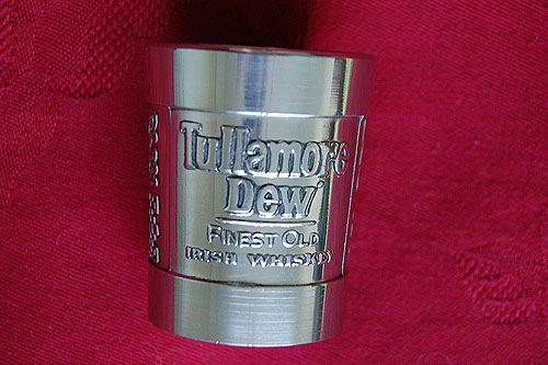 Tullamore Dew Whiskey Measure