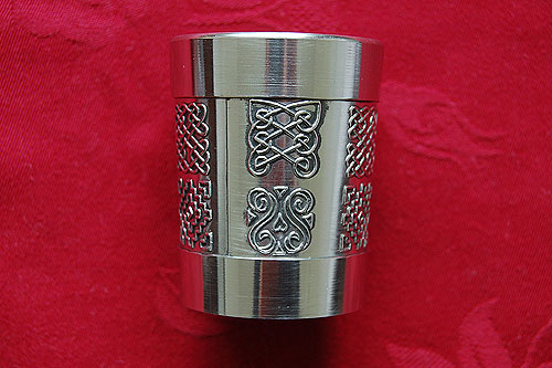 Celtic Whiskey Beaker