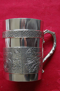 Book of Kells Tankard 12oz