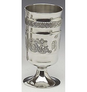 Book of Kells Goblet