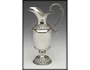 Pewter Wine Carafe - Plain