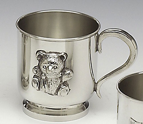 Teddy Bear Baby Cup