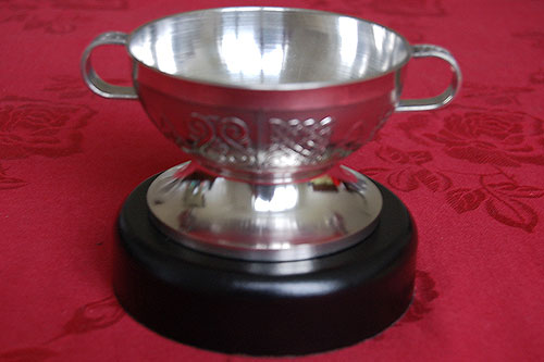Ardagh Chalice Inspired replica