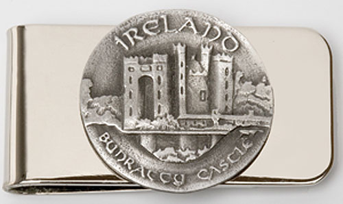 Bunratty Castle Money Clip
