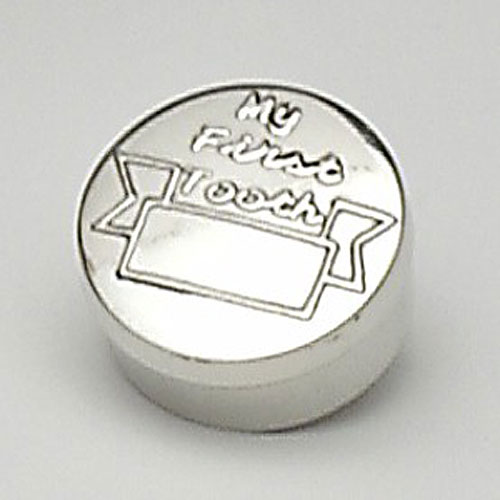 My First Tooth Pewter Box (Made in Ireland)