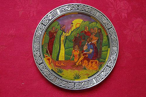 St Patrick Suncatcher