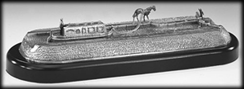 The Canal Barges - Handcrafted