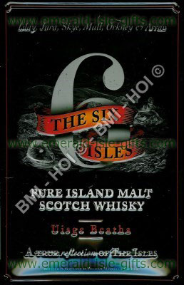 Six Isles Scotch Malt Whiskey