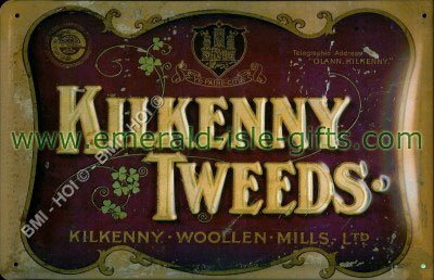 Kilkenny Woollen Mills Ltd old Advertisment