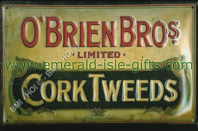 Cork Irish Tweed - O