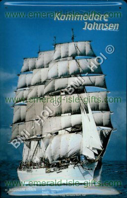 Kommodore Johnsen Barque Sailing Tall Ship