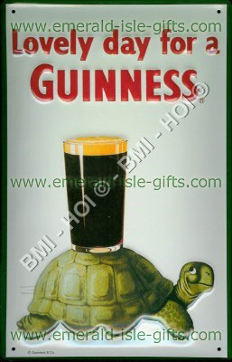 Lovely day for a Guinness Gilroy - Turtle