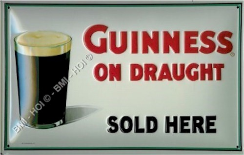 Guinness On Draught - classic advert
