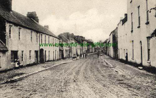 Banagher - Offaly - B/W Main St