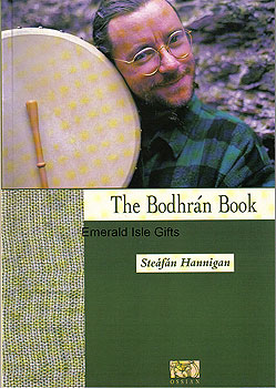 The Bodhran Book Steáfan Hannigan