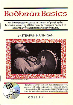Bodhran Basics - Book + CD