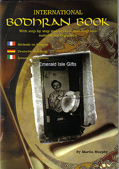 International Bodhran Book Beginners