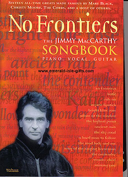 No Frontiers -  Jimmy MacCarthy Songbook (Composer of