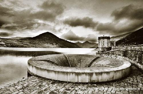 Spelga Dam, Mourne Mts, Co Down (Spelga Dam, Mourne Mts)