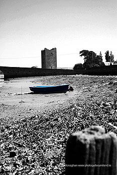 Blue Boat, Belvelly, Co Cork, (Blue Boat, Belvelly)