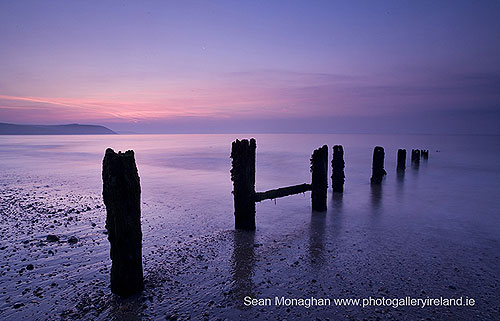 Iconic Broken Old Jetty, Co Fermanagh, Haarland and Woolf (Iconic Broken Old Jetty)