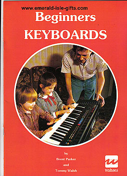Waltons Beginners Keyboards Book One