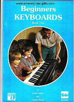Waltons Beginners Keyboards Book Two