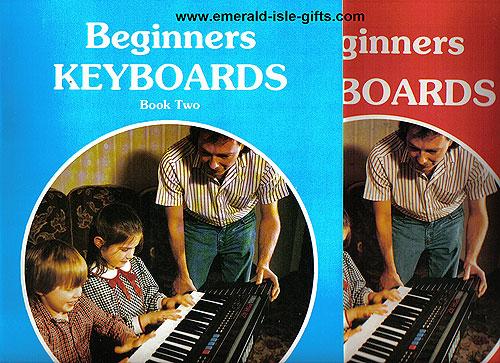 Waltons Beginners Keyboards Vol 1 & 2 (2 Volume Complete Set)