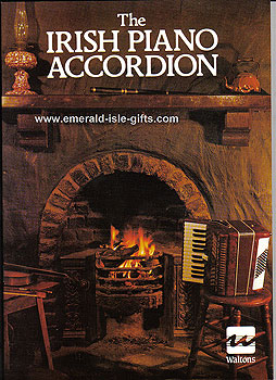 The Irish Piano Accordian Tutor