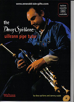 The Davy Spillane Uilleann Pipe Tutor (Ireland