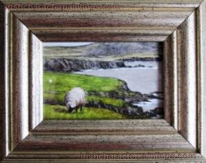 Sheep at Slea Head, Kerry