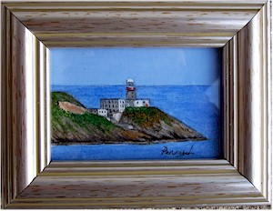 The Baily Lighthouse, Dublin
