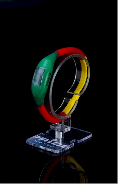 Carlow GAA Silicone Trendy Sports Watch