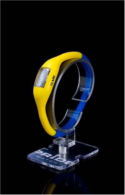 Clare GAA Quality Silicone Sports Watch