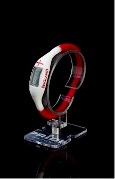 England Sports Watch (Quality durable lightweight)