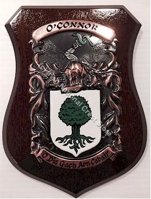 Handpainted Heraldic Plaques - Barneby to Baynard ...